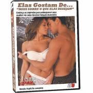 DVD Erótico Elas Gostam De... Mais Sobre o que Elas Desejam Coleção Amor e Sexo | Intima Sedução - Sex Shop, Produtos Eróticos