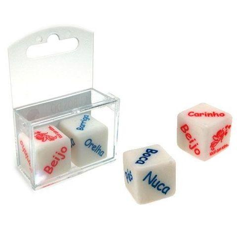 Dados Cubos do Amor Light
