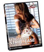 DVD Erótico Seduza Com Strip Tease A Dança Erótica - Coleção Amor e Sexo | Intima Sedução - Sex Shop, Produtos Eróticos