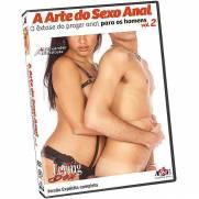 DVD Erótico A Arte do Sexo Anal 2 - O êxtase do prazer anal para os Homens Coleção Amor e Sexo | Intima Sedução - Sex Shop, Produtos Eróticos