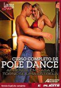 DVD Erótico Curso Completo de Pole Dance Aprenda em Casa - Coleção Amor e Sexo | Intima Sedução - Sex Shop, Produtos Eróticos