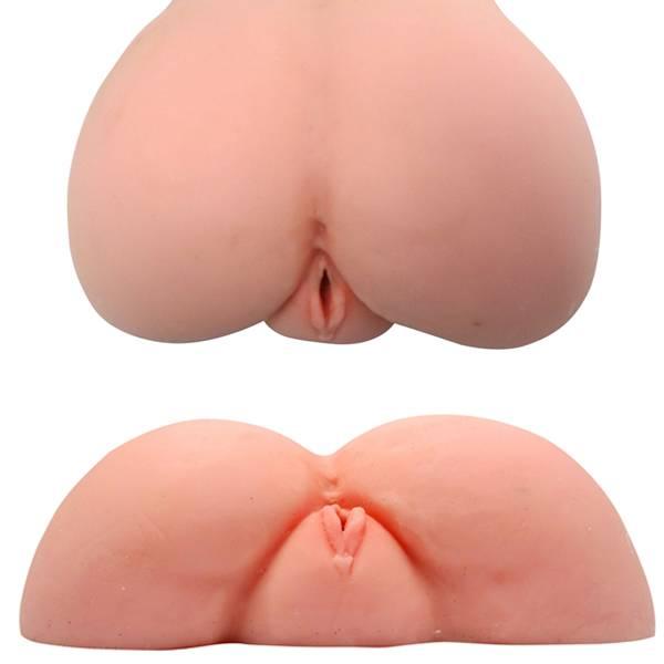 Bunda Virgem  Com Vagina e Ânus Penetrável Em Cyber Skin