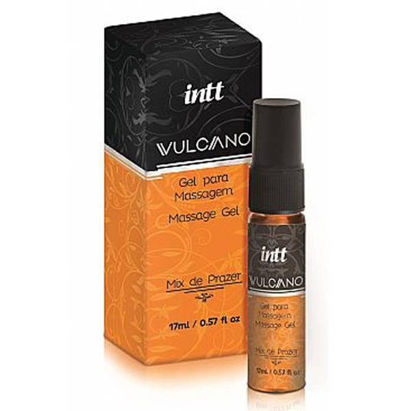 Vulcano INTT Spray 17ml - Pomada Chinesa
