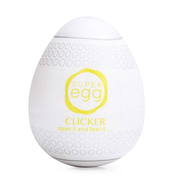 Masturbador Super Egg Clicker