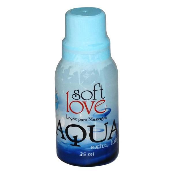 Lubrificante Aqua Siliconizado - Não sai na água