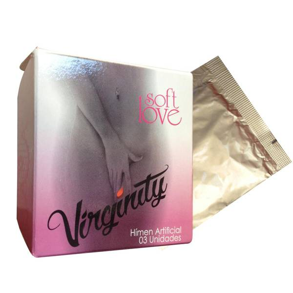 Virginity Hímen Artificial Soft Love