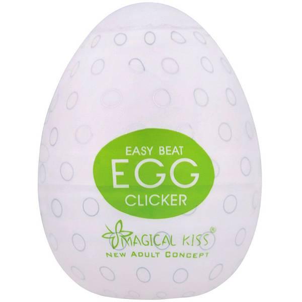 Masturbador Egg Clicker Magical Kiss