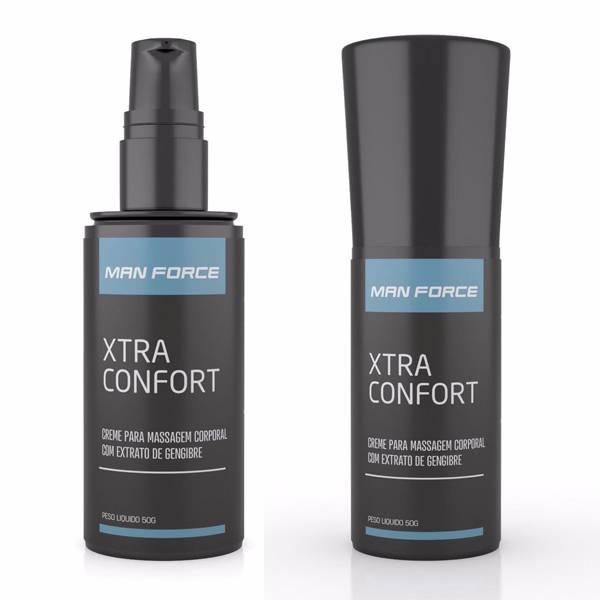 Gel Man Force Confort Anestésico Extra Forte
