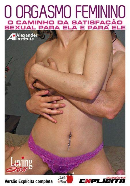 DVD Erótico O Orgasmo Feminino Caminho Da Satisfação Sexual  Coleção Amor e Sexo