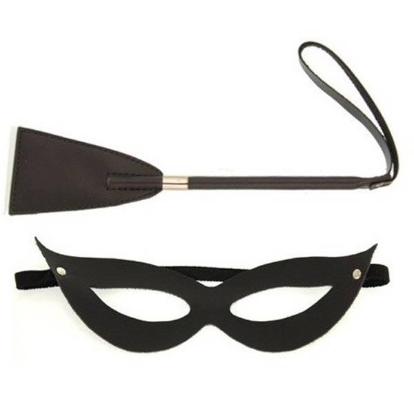 Kit Tiazinha Mini Chibata 25cm e Mascara
