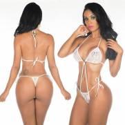 Body Com Argola Pimenta Sexy | Intima Sedução - Sex Shop, Produtos Eróticos