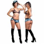 Fantasia Exército - Fácil Prazer | Intima Sedução - Sex Shop, Produtos Eróticos