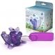 Vibrador Butterfly Feminino Lilás Com Pênis Borboleta Mágica