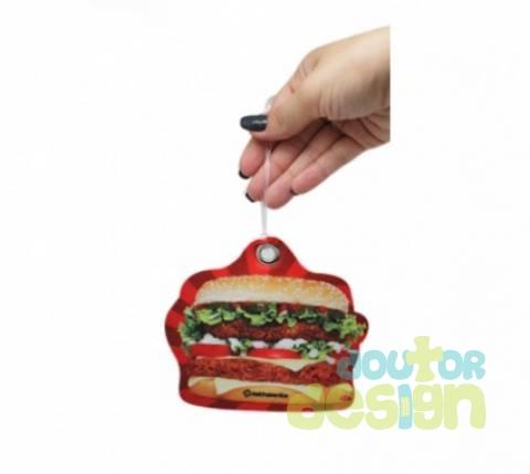Etiqueta de Bagagem X-Salada