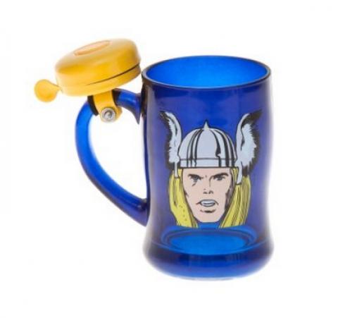 Caneco Campainha Thor Marvel