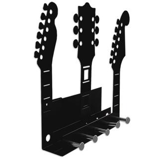 Porta Chaves e Cartas Guitarras