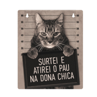 Placa Dona Chica