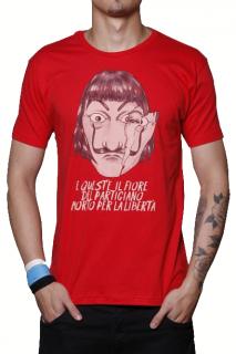 Camiseta La Casa de Papel - Masculino