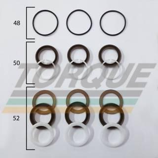 Kit gaxeta 25 - TWS 13020 | TORQUE SUL