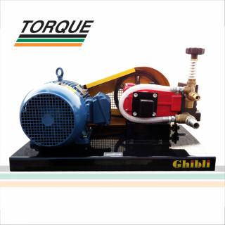 Grupo Motobomba - Motor 7,5 CV + Bomba Comet | 50l./min. | 60 bar | 900 libras | TORQUE SUL