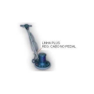 Enceradeira Industrial Cleaner 500 Plus Reg. Cabo no Pedal