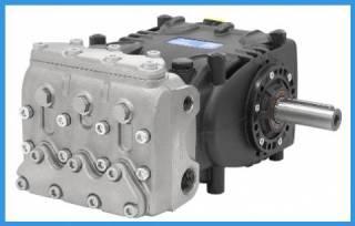 Bomba Triplex Alta pressão PRATISSOLI Mod. KE 22 - 37 l./min. | 250 bar |1450 RPM | TORQUE SUL