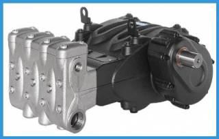 Bomba Triplex Alta pressão PRATISSOLI Mod. MK 55 - 290 L./MIN | 200 BAR | 1800 RPM | TORQUE SUL