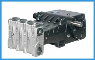 Bomba Triplex Alta pressão PRATISSOLI Mod. LK 55 - 326 l./min | 190 bar | 1750 RPM | TORQUE SUL