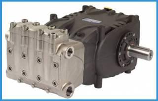 Bomba Triplex Alta pressão PRATISSOLI Mod. HF 22 - 57 l./min | 350 bar | 1000 RPM | TORQUE SUL