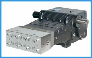 Bomba Triplex Alta pressão PRATISSOLI Mod. SK 20 - 44 l./min. | 1500 bar | 1750 RPM | TORQUE SUL