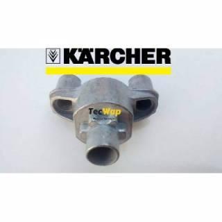 Eixo duplo de engrenagem Karcher
