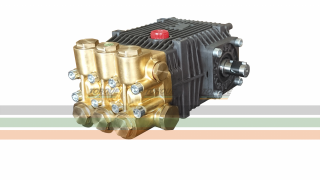 Bomba Triplex Alta Pressão - Bertolini KKL 4816 - 57,2 l./min | 100 BAR | 1750 RPM